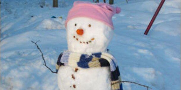 Die schönsten Schneefotos unserer Leser