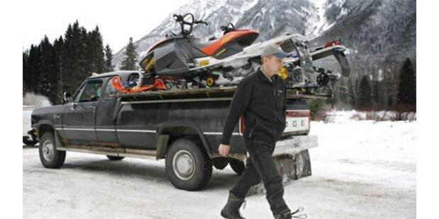 Achtes Lawinenopfer in Kanada geborgen