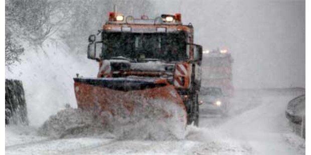 Tiroler stahl Schneepflug