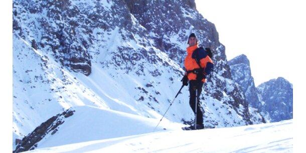 Schneeschuhwandern lässt die Kilos purzeln