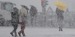Winter-Comeback: Es wird wieder kalt