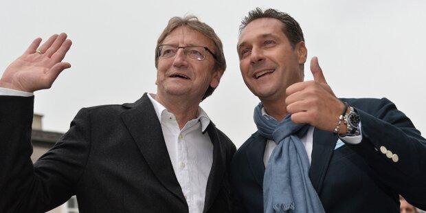 Chaos bei Salzburger FPÖ