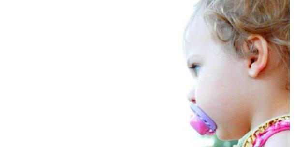 Chemikalien in Babyschnullern