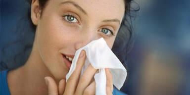 schnupfen, erkältet, Erkältung, krank, Krankheit