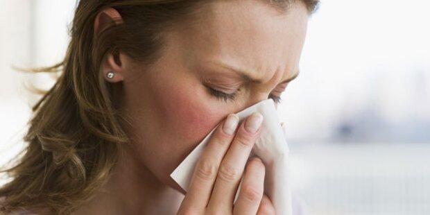 Erste Hilfe bei grippalen Infekten