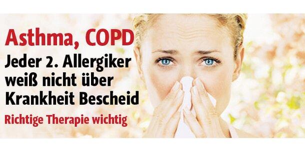 Immer mehr Allergiker in Österreich
