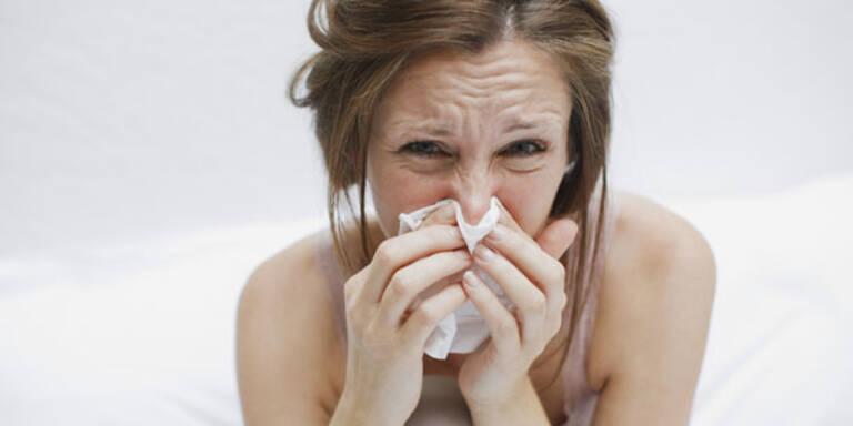 So holen Sie sich keine Sommergrippe