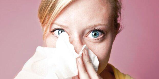 Alle krank: Das hilft gegen Viren