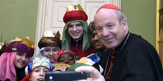 Papst rief Schönborn zum Geburtstag an