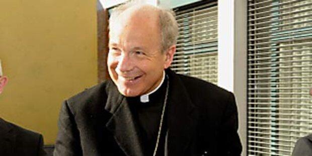 Schönborn unterstützt Benedikt XVI
