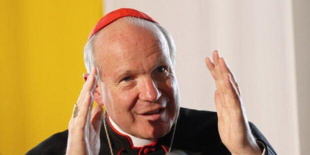 Unser Kardinal wird in Rom sehr geschätzt
