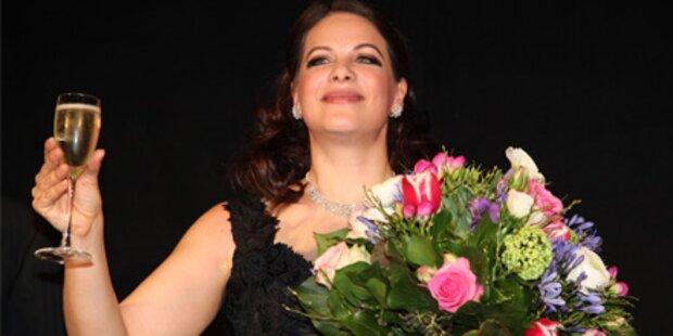 Ushakova: Verkühlt und ohne Netrebko