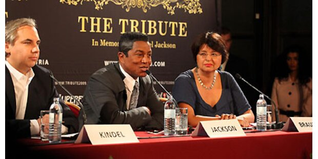 Jackson-Tribute: Alles zum Mega-Event