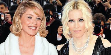 Wechseljahre Hormone Stars Madonna Sharon Stone
