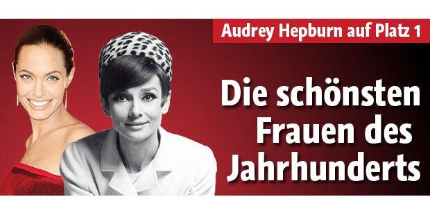 Audrey Hepburn ist die Allerschönste