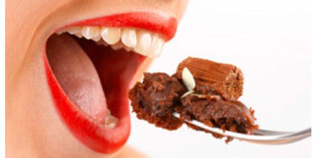 Mehr Schokolade, weniger Schlaganfälle