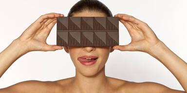 Sieben gute Gründe für Schokolade