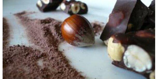 Schweizer Schokolade-Industrie mit Rekordjahr