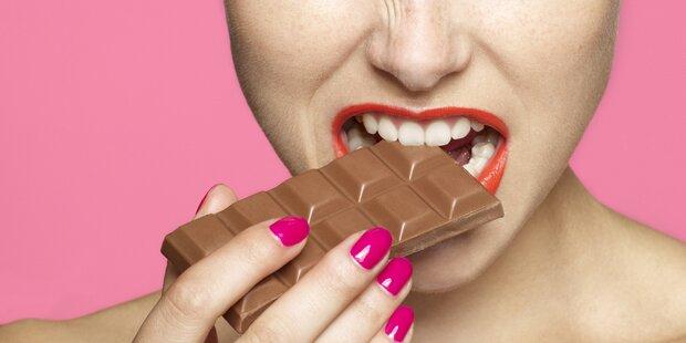 Schweiz erfindet vierte Schokoladen-Sorte