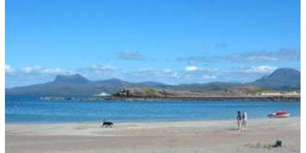 Zwei Festnahmen nach Fund von Kopf in Schottland
