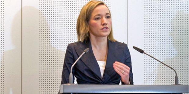 Ministerin als deutsche