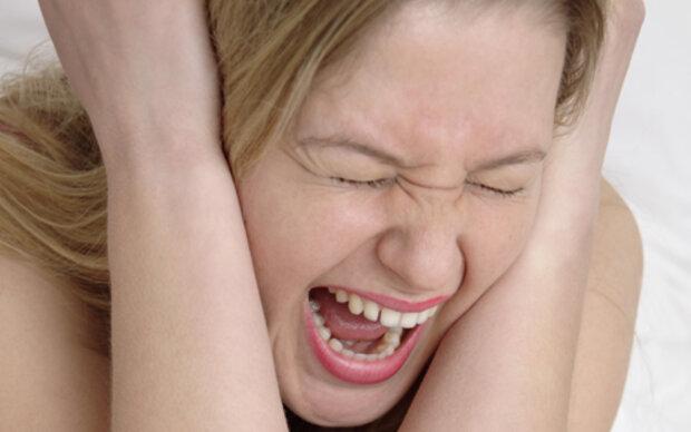 Schreie im Schlaf sind Vorboten