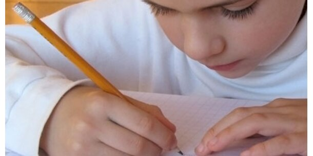 Falsches Schreiben gesundheitsschädlich