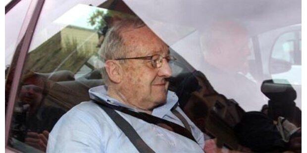 Lobbyist Schreiber bleibt in U-Haft