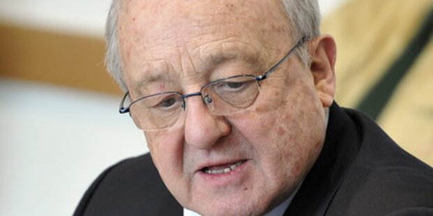 Acht Jahre Haft für Karlheinz Schreiber