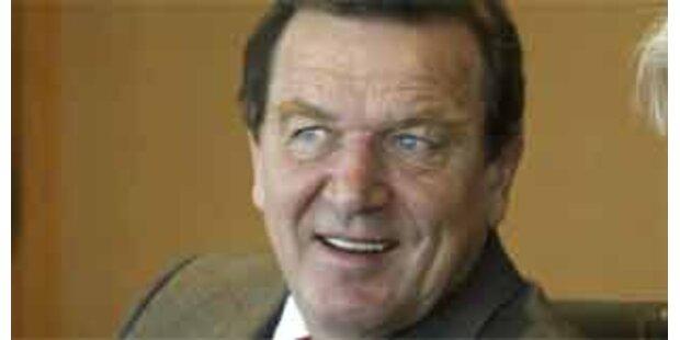 Polit-Comeback von Ex-Kanzler-Schröder?