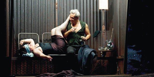 Leporello: Schrott als Junkie