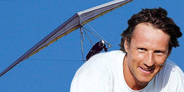 Er raste mit Flug-Drachen in den Tod