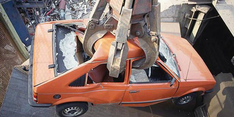 2.500 Euro für jeden der sein Auto verschrottet!