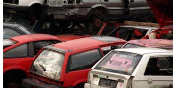 Verschrottungsprämie macht Autos teurer