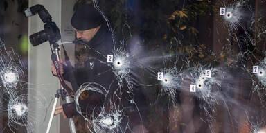 Mutmaßlicher Attentäter von Kopenhagen erschossen