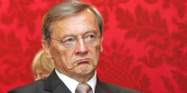 Schüssel blockiert laut SPÖ Transparenz