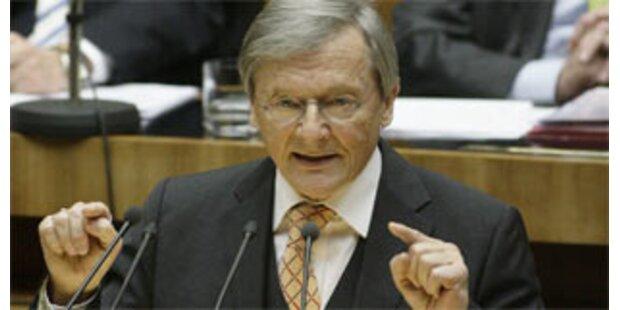 Schüssel im Gespräch als EU-Ratspräsident