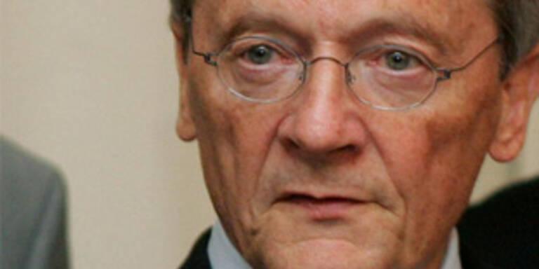 Molterer lobt Schüssel nach Rücktrittsforderung