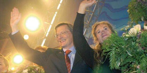 ÖVP & SPÖ: Getrennt feiern in Schönbrunn