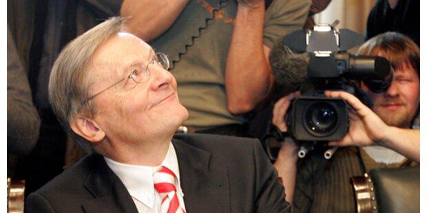 Schüssel als neuer EU-Außenminister?
