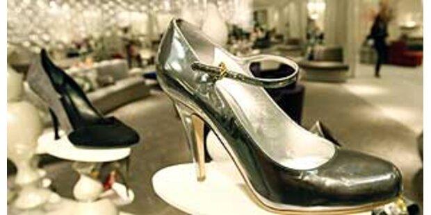 Das ist größter Schuhstore der Welt