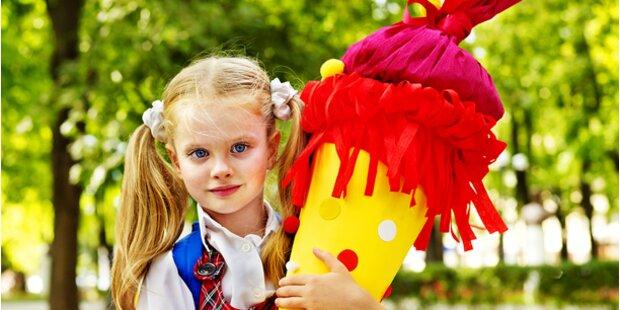 Ab in die Schule – Schulbeginn im Großteil Europas