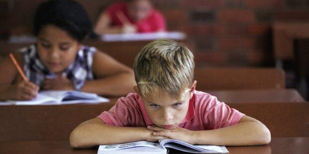 Änderungsbedarf bei Notengebung in Volksschule