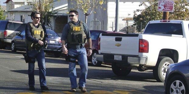 Schießerei an kalifornischer Schule