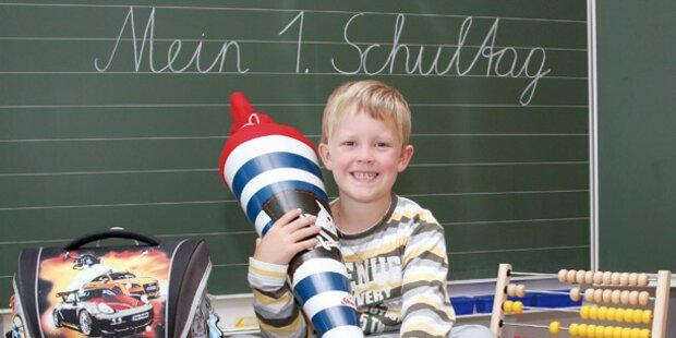 Start für heißen Schul-Herbst