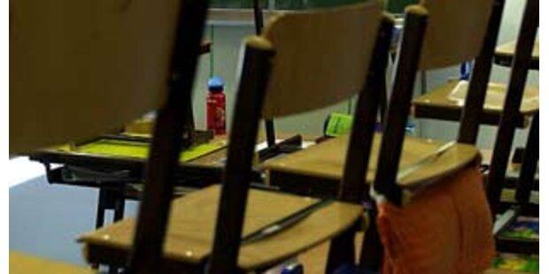 40 Prozent haben Angst und Stress im Unterricht