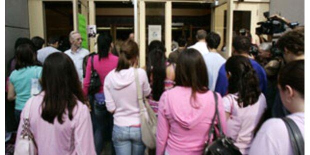 40.000 Schüler bleiben sitzen