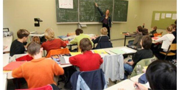 Geldregen für die neue Mittelschule