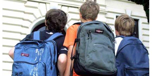 Jeder dritte Schüler leidet unter Stress