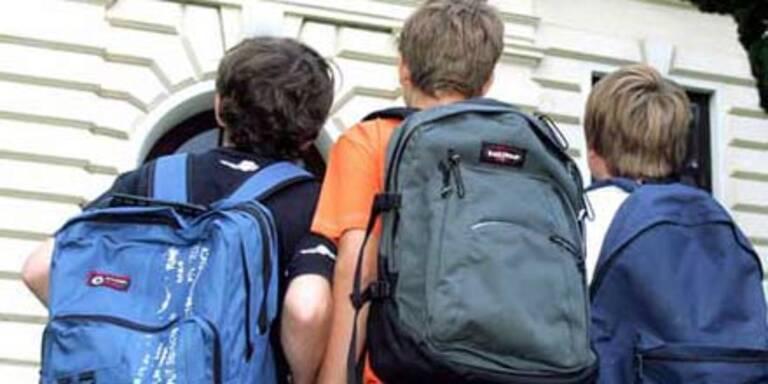 Österreichs Volksschüler werden getestet